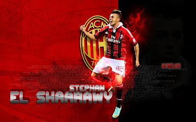 AC Milan El Shaarawy