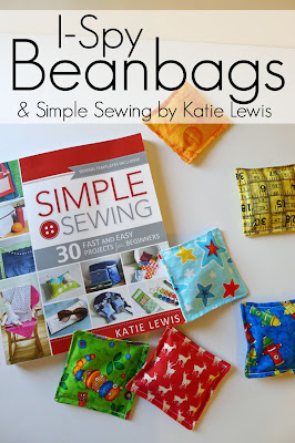 I-Spy Bean Bags from Simple Sewing by Katie Lewis