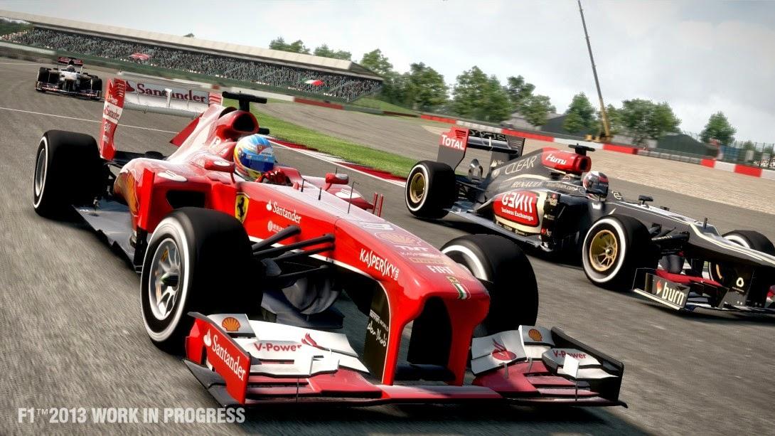 F1 2013 Formula Racing