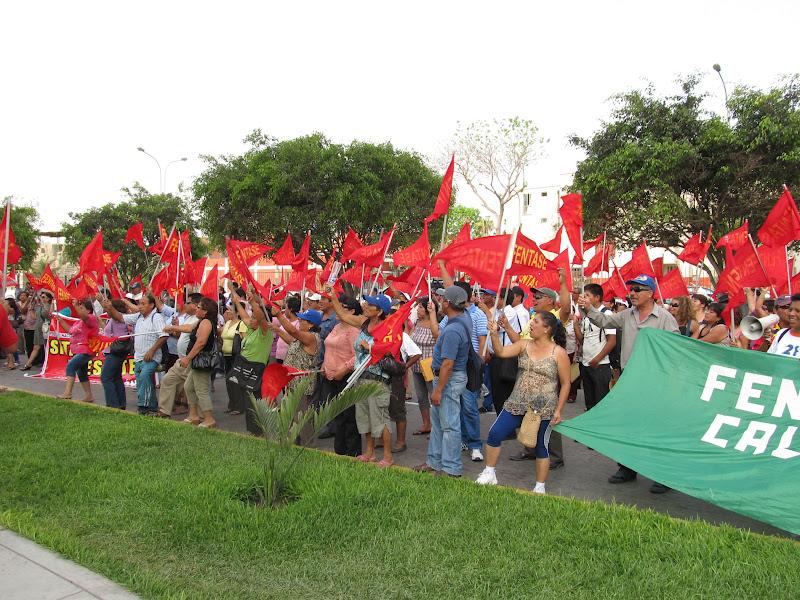 FENTASE - CALLAO : ¡PARO NACIONAL DE 48 HORAS FENTASE: 13 ...