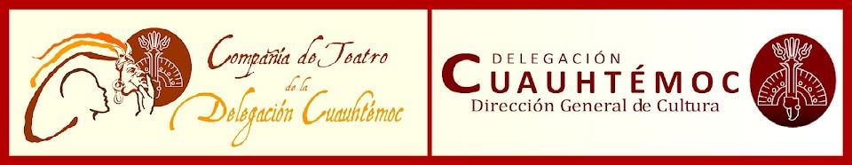 Compañía de Teatro de la Delegación Cuauhtémoc