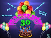 La tercera dimensión; Cumpleaños, 9 de Abril de 2013. (cumpleaã±os)