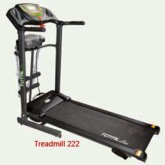 NEWQUALITYGROUP JOGJA: Treadmill manual type TL 003