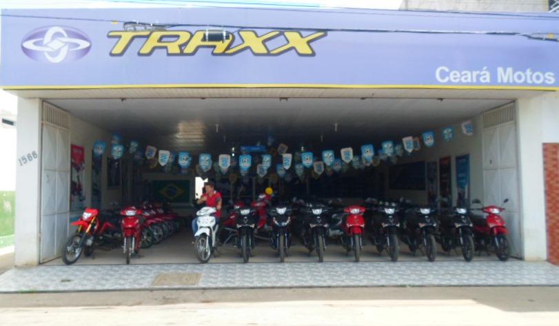 TRAXX - Ceará Motos
