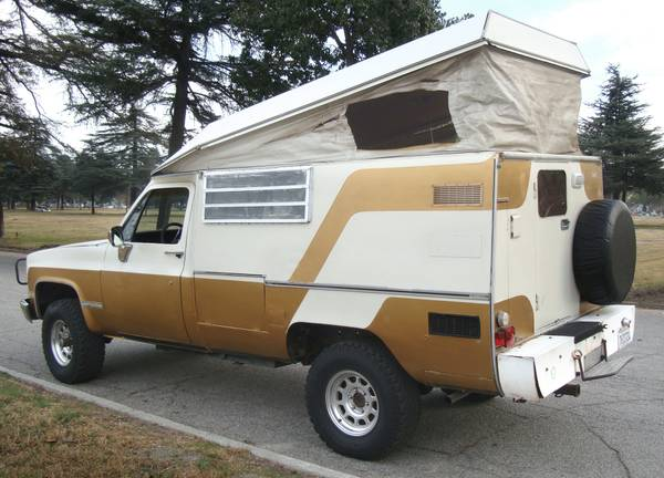 1975 Chevrolet 4x4 Rxpedition Vehicle