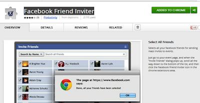 facebook friend inviter