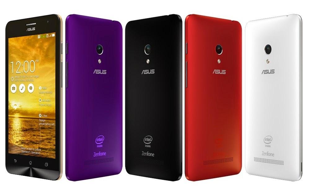 Harga Asus Zenfone 4 Terbaru Bulan Februari