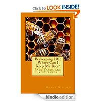 Beekeeping 101: Where Can I Keep My Bees? by Grant Gillard (Urban Bee Keeping)