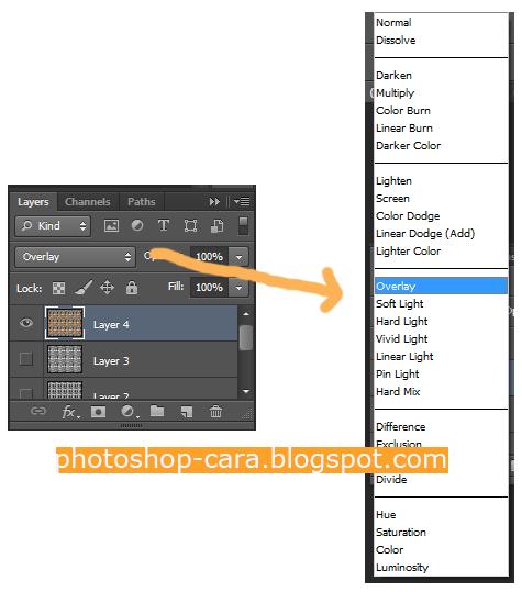 Cara Membuat Mozaik Foto Dengan Photoshop | Tips Photoshop