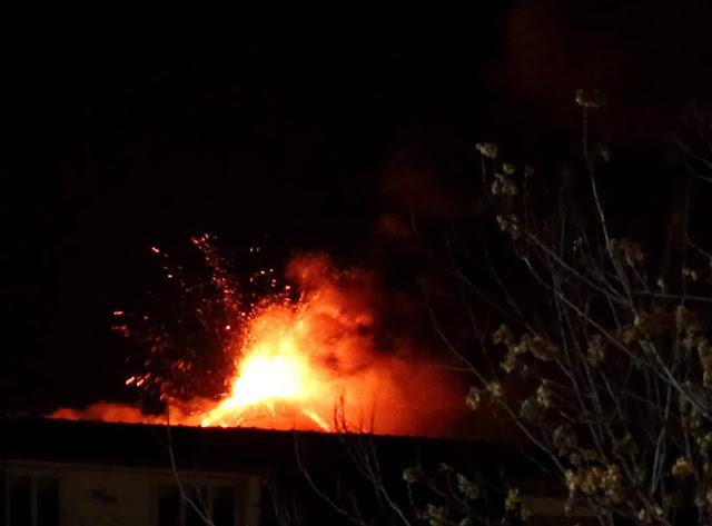 Etna in eruzione