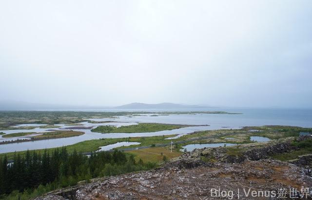 冰島平格費利爾國家公園