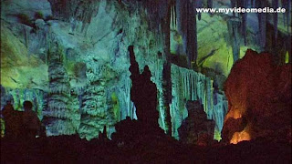 Reed Flute Cave - Statue of Liberty