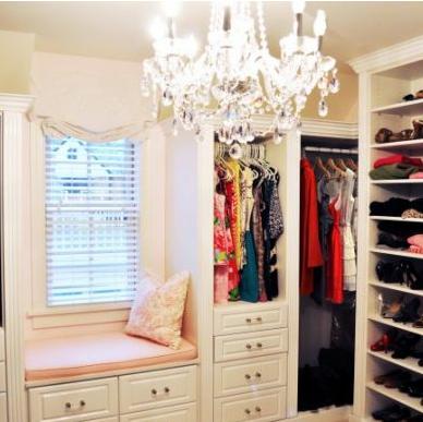 Closet y armarios fotos de dise o y decoraci n de closets for Armarios bonitos y baratos