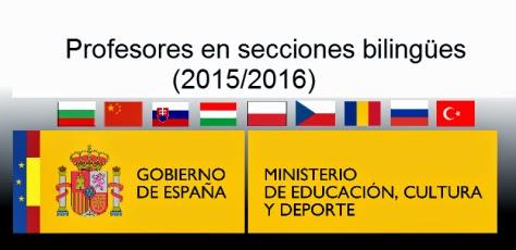 Profesores en secciones biling es de espa ol en el for Profesores en el extranjero