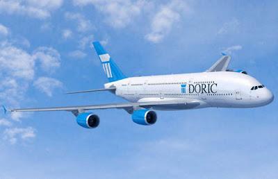 doric airbus a380