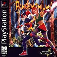 Pandemonium!  - PS1 - ISOs Download
