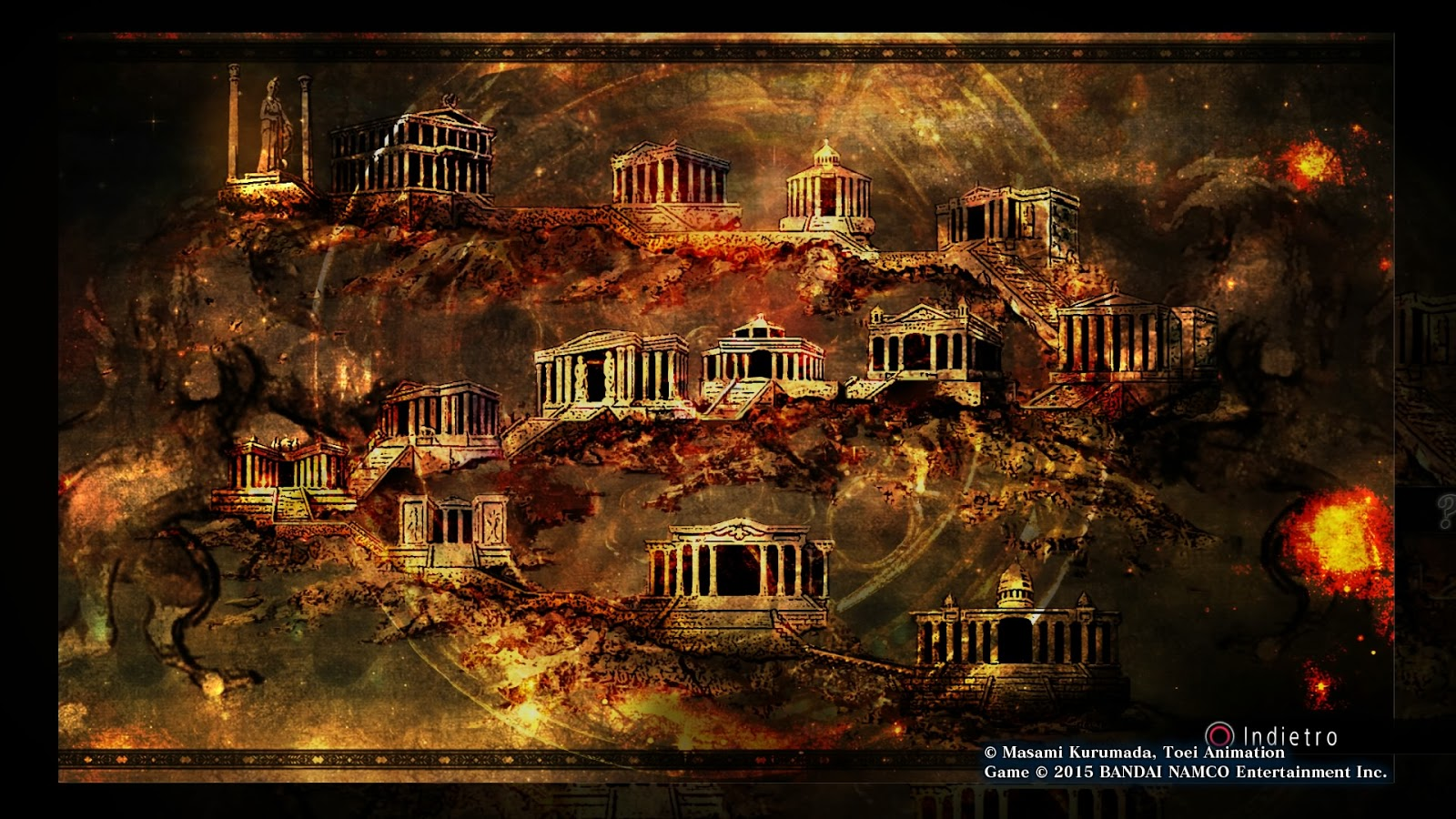 L 39 impero delle tenebre saint seiya soldiers soul la recensione di un cosmo ridondante - Casas del zodiaco ...