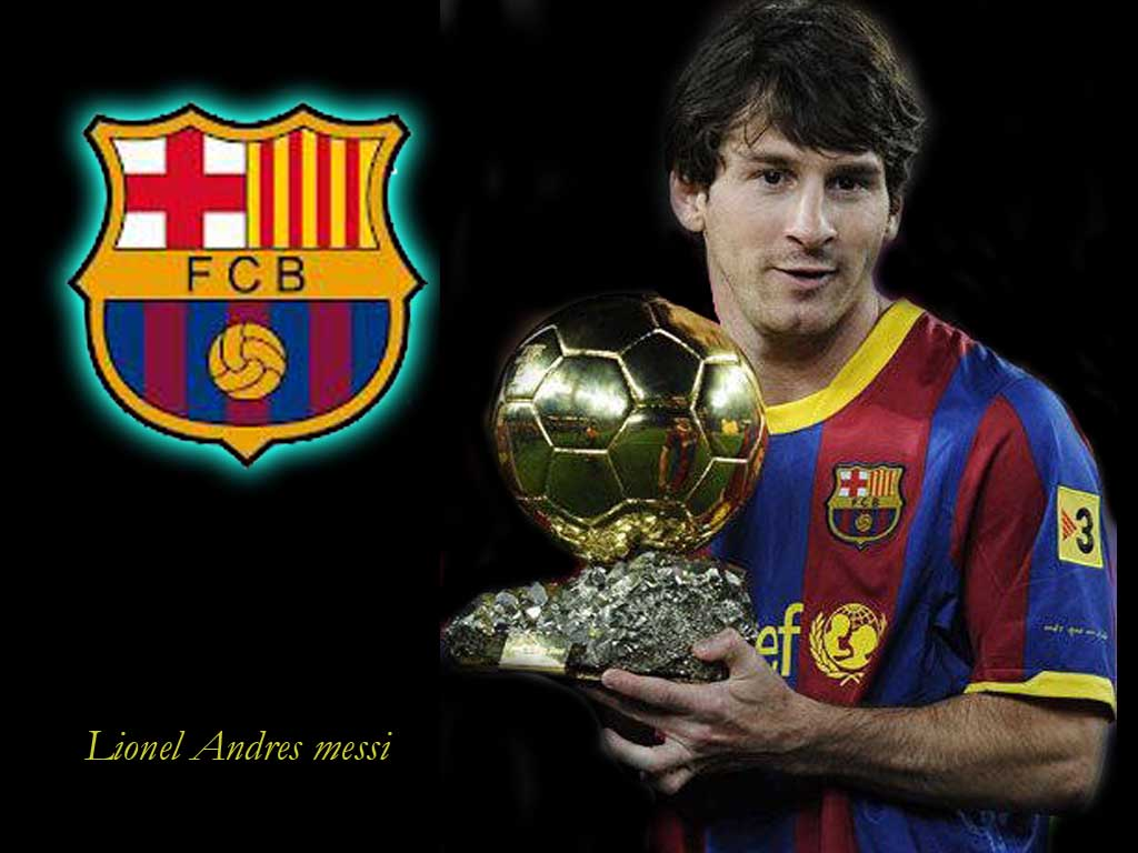 Soccer Players Messi The best soccer player in the