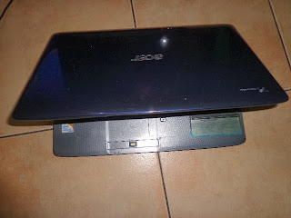 Laptop Bekas Acer Aspire 4736 Core 2 Duo