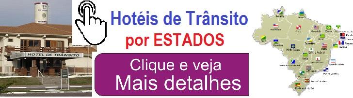 RELAÇÃO DE TODOS OS HOTÉIS DE TRANSITO