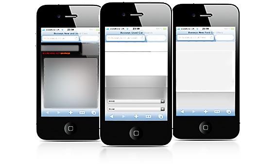 Aplicatiile au un usor avantaj in fata browserelor pentru dispozitive mobile