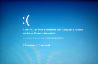 BSOD Windows 8