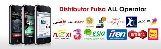 Pulsa Elektrik Murah Semua Operator, Distributor Pulsa Elektrik Murah