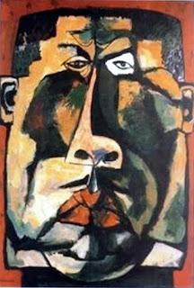 El Macuto - Oswaldo Guayasamin