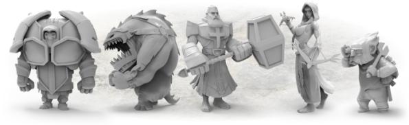 King DOwn Kickstarter Preview