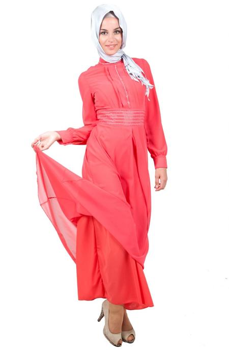 Aramis 2012 2013 Sonbahar Kış Tesettür Elbise Modelleri