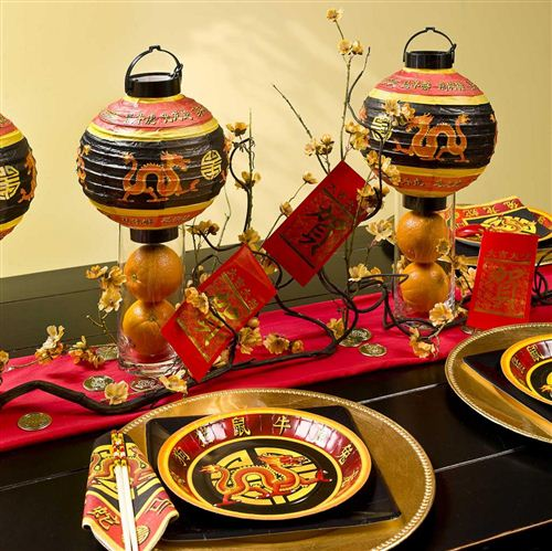 Unique Decorations For Chinese New Year Party