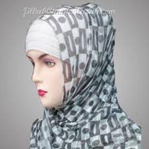 Fashion Hijab Bersanggul 2