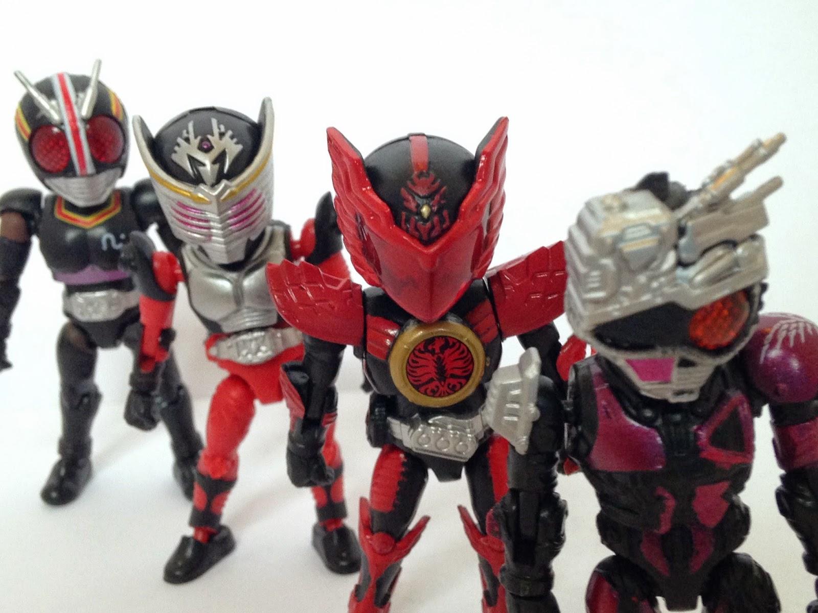 66action Kamen Rider Wave 5