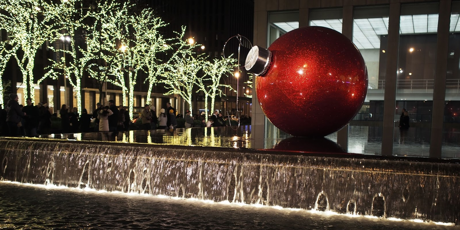 Stray Ornament #strayornament #holidays #besttimeoftheyear #nyc ©2014 Nancy Lundebjerg