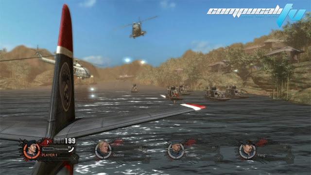 Los Mercenarios 2 PC Full Español Skidrow 2012 DVD5 Videogame