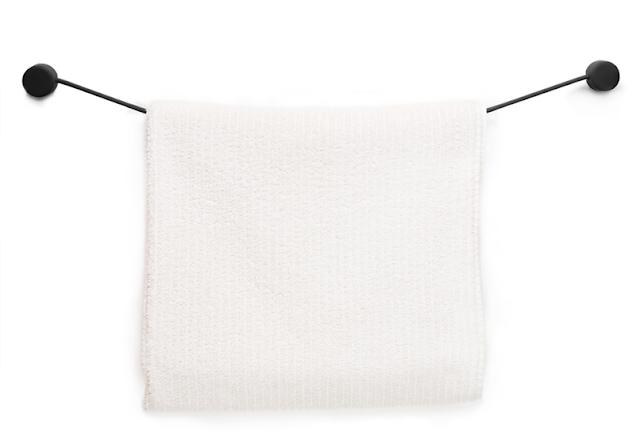 Силиконовый полотенцедержатель для ванной комнаты
