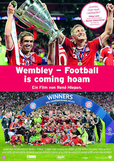 Wembley - Football is coaming hoam