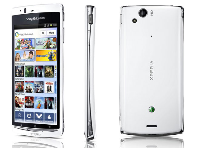 Review: Xperia Arc S é um Sony Ericson poderoso no hardware e