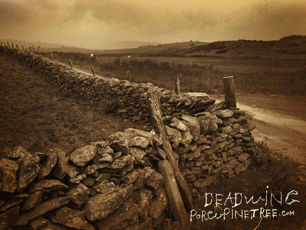 Stonewall album art for Deadwing by band Porcupine Tree