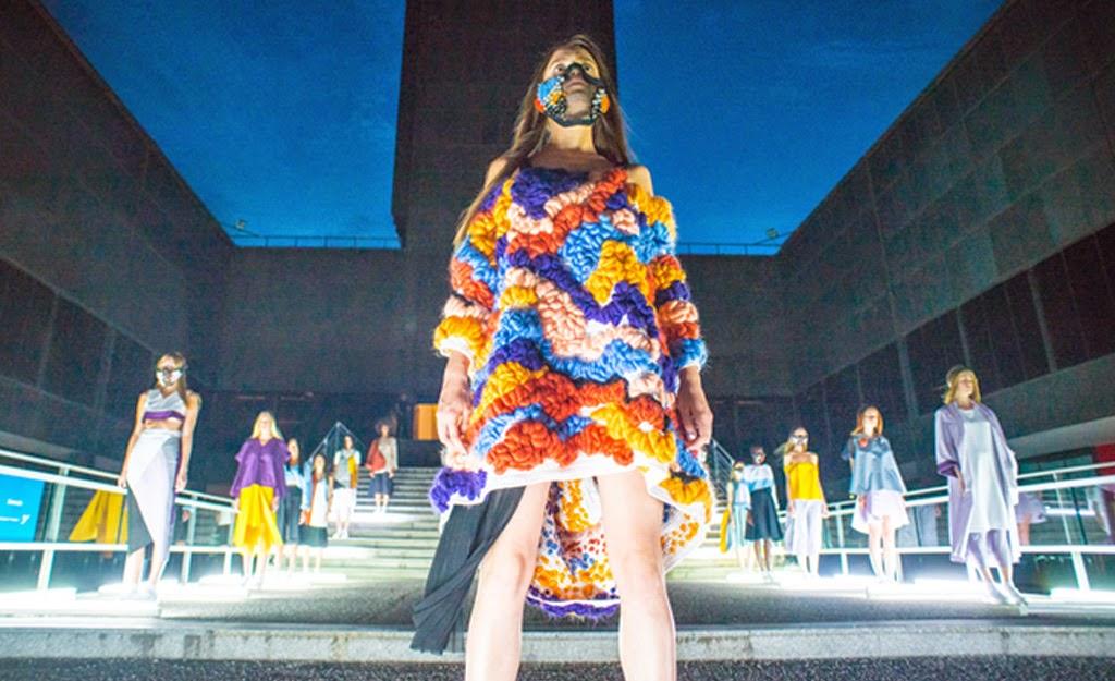 MFSHOW LAB by PANDORA, Pasarelas, Mecenazgo, Nuevos Diseñadores, Concurso, Moda, Desfiles, Semana de la Moda de Madrid, El Corte Inglés, Pandora, Museo del Traje