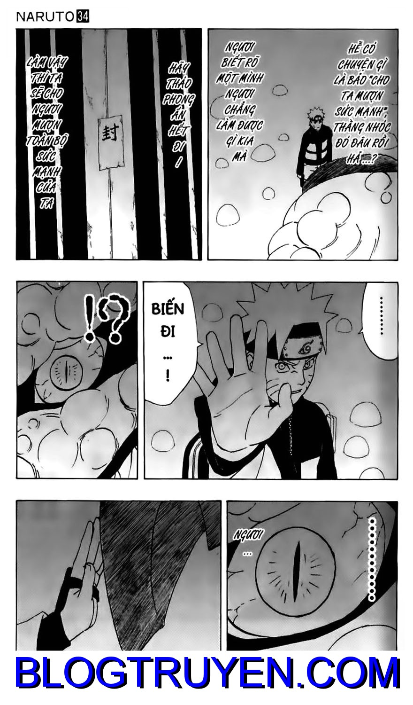 Naruto chap 308 Trang 14 - Mangak.info