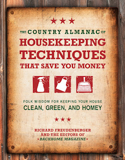 The Country Almanac of Housekeeping Techniques the Save You Money