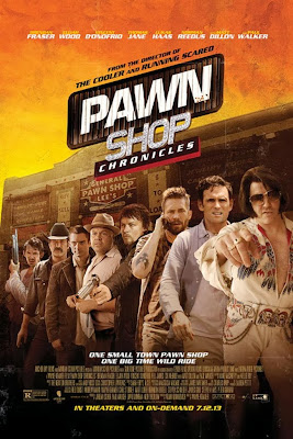 Pawn Shop Chronicles – DVDRIP LATINO
