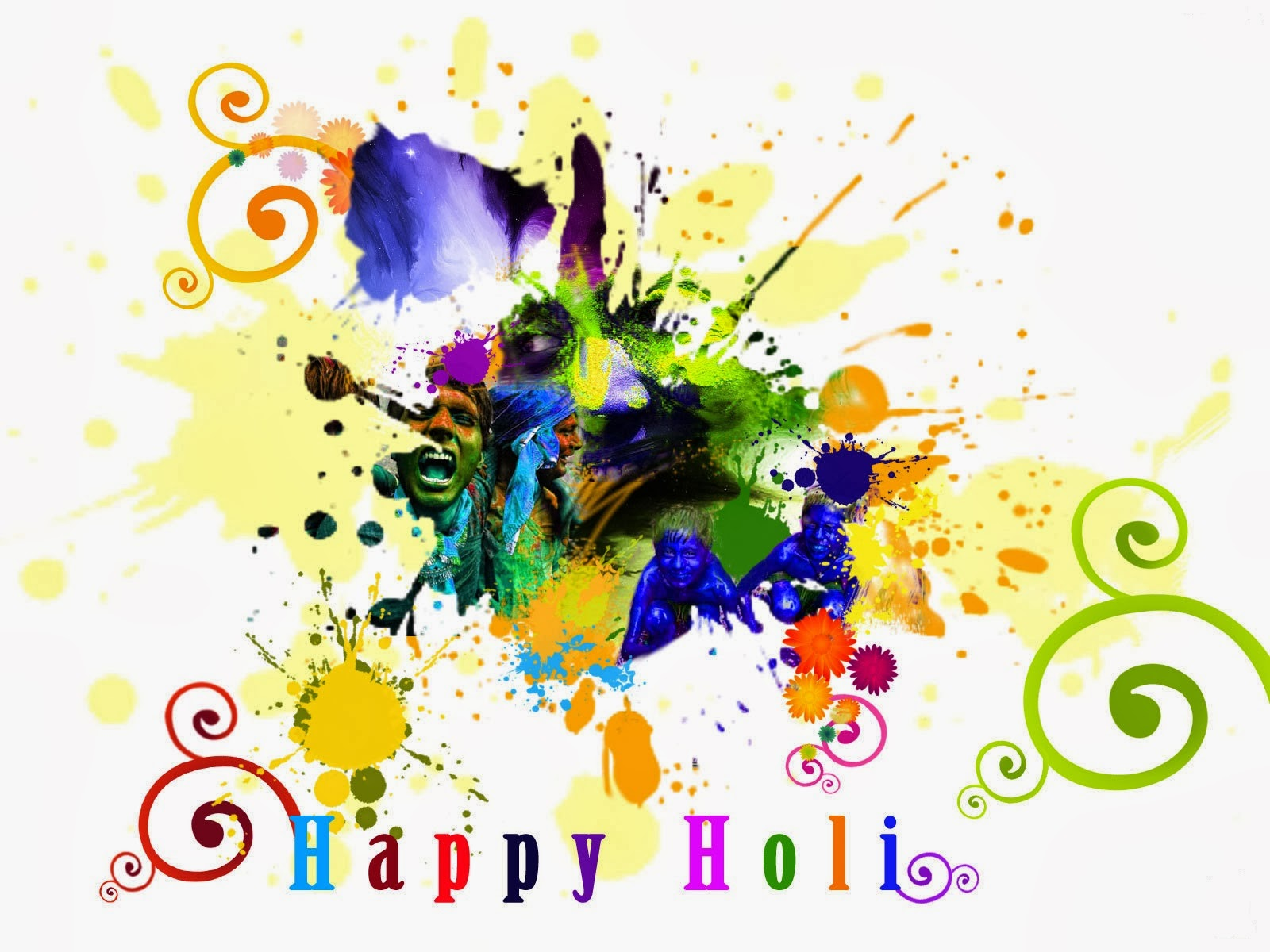 Educate All Universities: Holi Festival In Year 2015