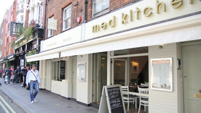 londres med kitchen: