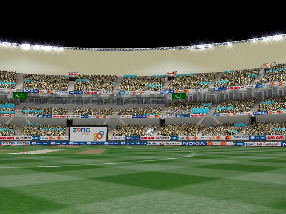 AM Studios ea Sports Cricket 07 MODS - Home