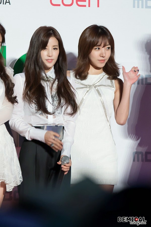 2014 Melon Music Awards Chorong Namjoo