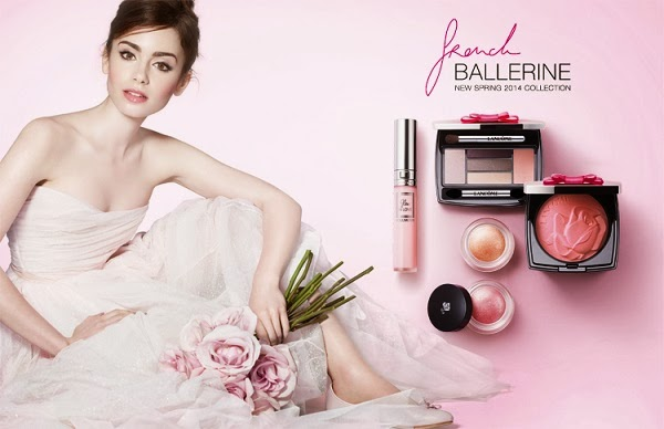 Lancôme French Ballerine Spring 2014 Collection Maggie's Makeup