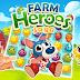 تحميل لعبة Farm Heroes Saga للأندرويد مهكرة