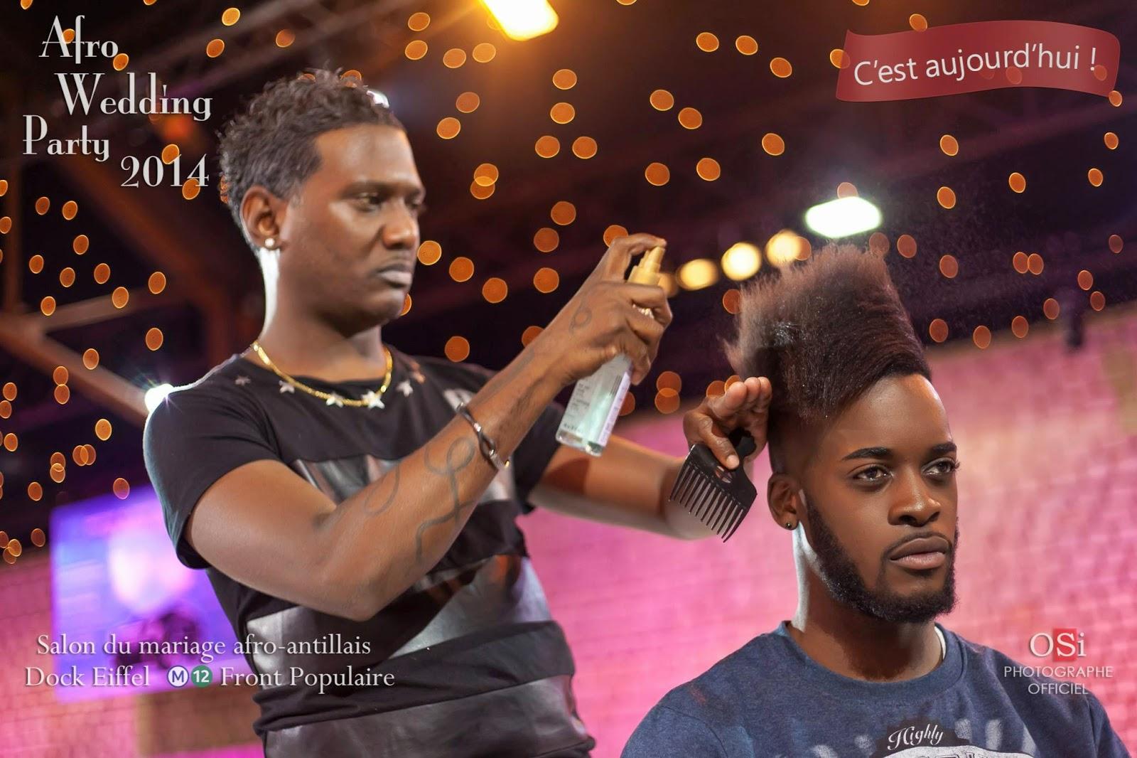 Activilong le blog activilong partenaire de l 39 afro wedding party 2014 le salon r f rence du - Salon du mariage maubeuge ...